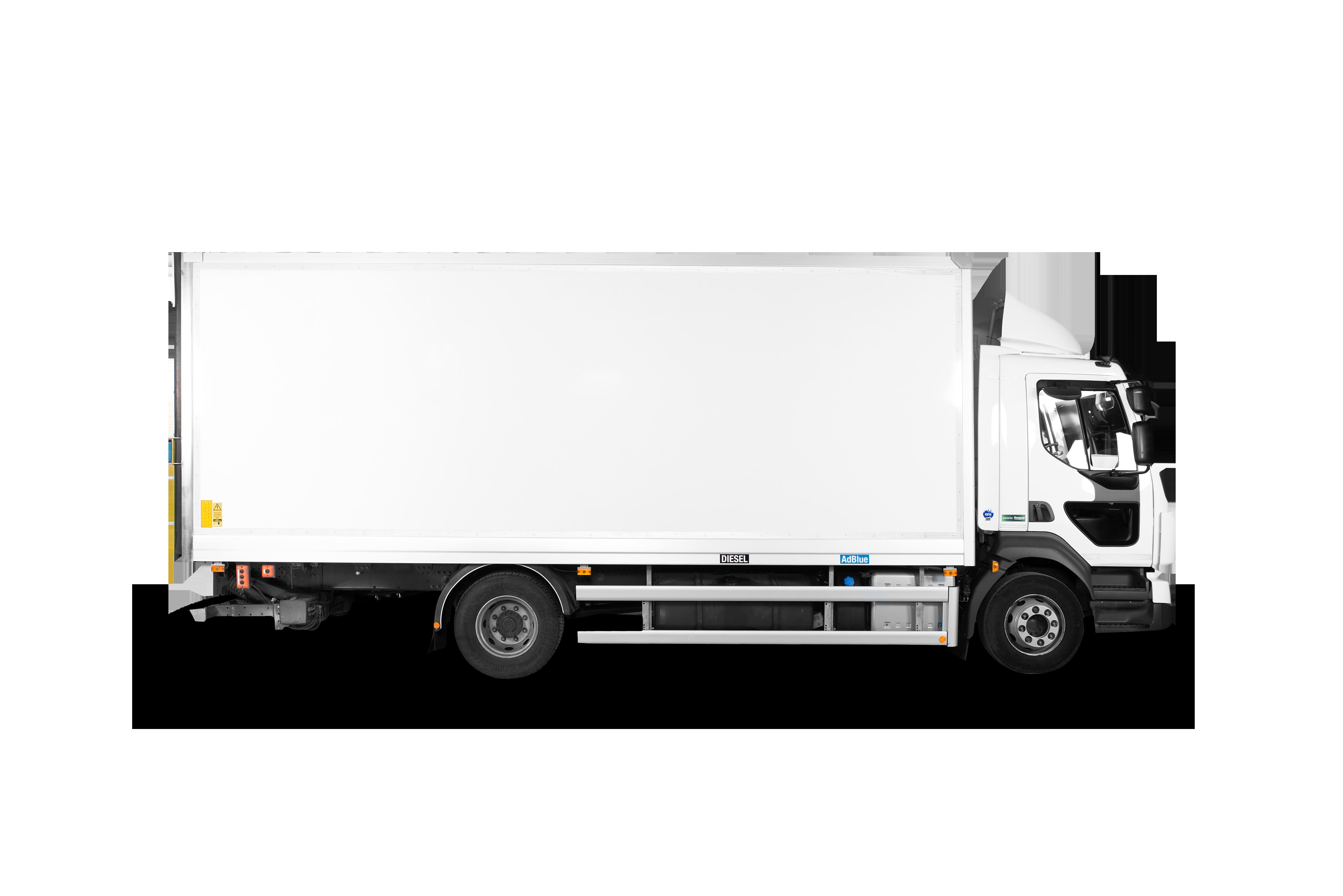 Volvo FL250 38m³ kuorma-auto