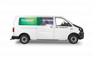 Volkswagen Transporter 6,7m³ pakettiauto