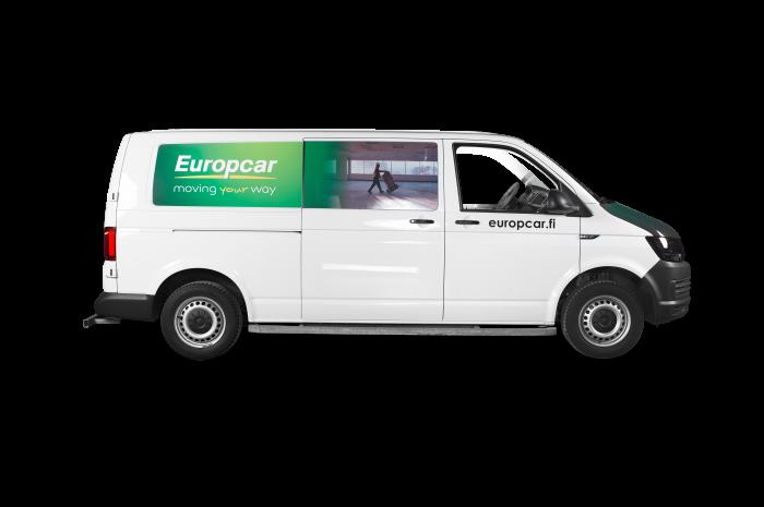 Volkswagen Transporter 6,7m³
